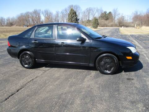 2006 Ford Focus for sale at Crossroads Used Cars Inc. in Tremont IL