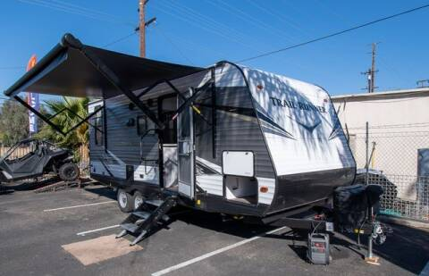 2021 Heartland Trail Runner 211RD for sale at GQC AUTO SALES in San Bernardino CA