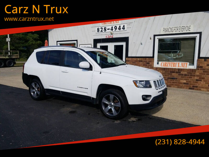 2014 Jeep Compass for sale at Carz N Trux in Twin Lake MI