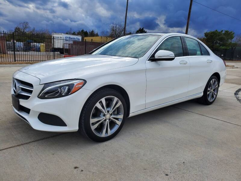 2015 Mercedes-Benz C-Class for sale at Italy Auto Sales in Dallas TX