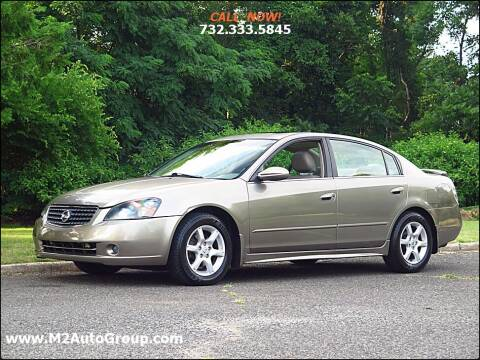 2006 Nissan Altima for sale at M2 Auto Group Llc. EAST BRUNSWICK in East Brunswick NJ