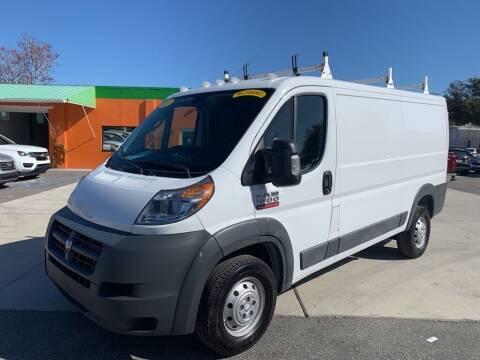 2017 RAM ProMaster Cargo for sale at Galaxy Auto Service, Inc. in Orlando FL