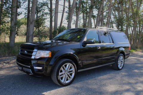 2015 Ford Expedition EL for sale at Northwest Premier Auto Sales in West Richland And Kennewick WA