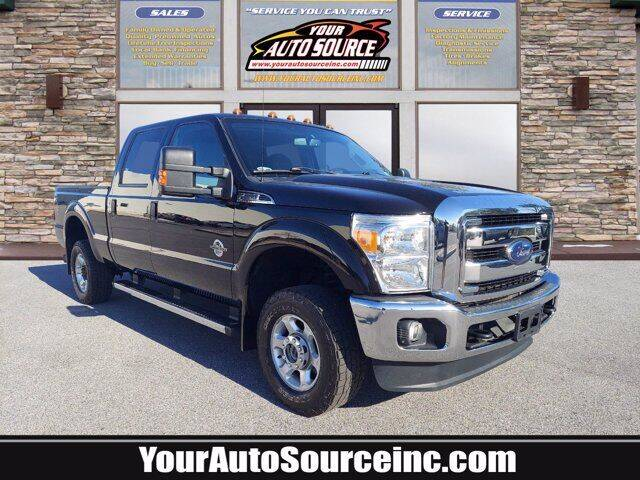 2016 Ford F-250 Super Duty for sale at Your Auto Source in York PA