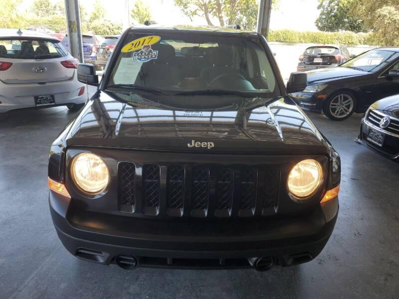 2017 Jeep Patriot for sale at Sac River Auto in Davis CA
