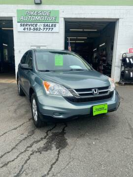 2011 Honda CR-V for sale at Pikeside Automotive in Westfield MA