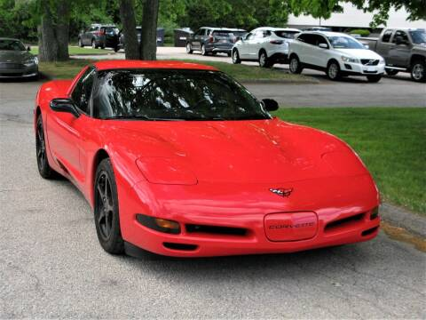 2000 Chevrolet Corvette for sale at The Car Vault in Holliston MA