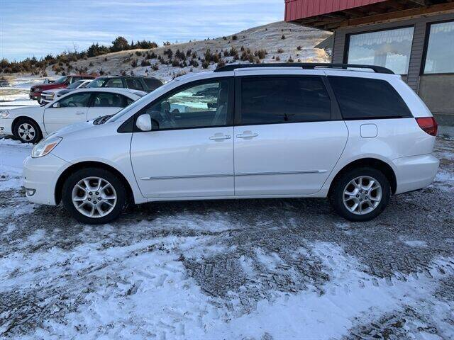 2005 Toyota Sienna for sale at Daryl's Auto Service in Chamberlain SD