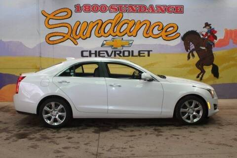 2015 Cadillac ATS for sale at Sundance Chevrolet in Grand Ledge MI