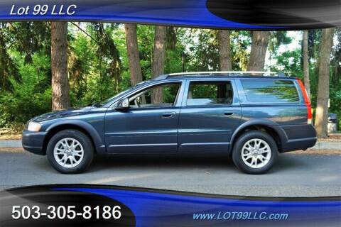 2007 Volvo XC70 for sale at LOT 99 LLC in Milwaukie OR
