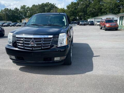 2007 Cadillac Escalade for sale at Morristown Auto Sales in Morristown TN
