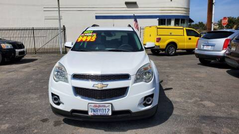 2011 Chevrolet Equinox for sale at Oxnard Auto Brokers in Oxnard CA