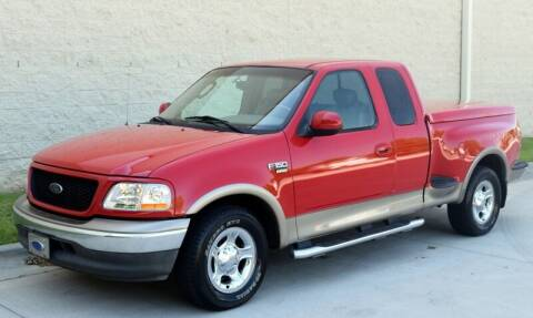 2002 Ford F-150 for sale at Raleigh Auto Inc. in Raleigh NC