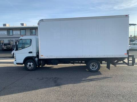 2008 Mitsubishi Fuso FE83D for sale at ALOTTA AUTO in Rexburg ID