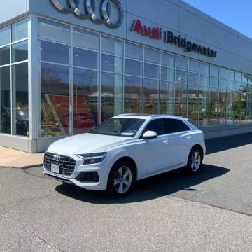 2019 Audi Q8 for sale at Coast to Coast Imports in Fishers IN