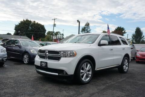 2013 Dodge Durango for sale at HD Auto Sales Corp. in Reading PA