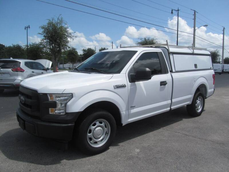 2017 Ford F-150 for sale at Blue Book Cars in Sanford FL