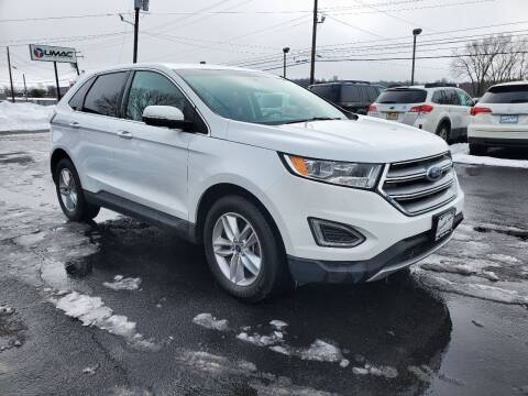 2018 Ford Edge for sale at AFFORDABLE IMPORTS in New Hampton NY
