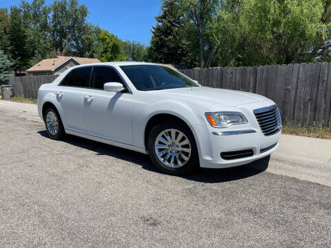 2014 Chrysler 300 for sale at Ace Auto Sales in Boise ID