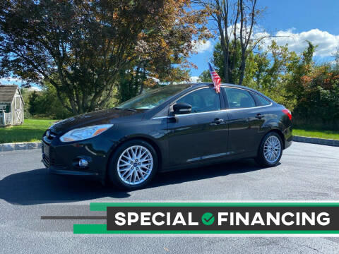 2012 Ford Focus for sale at QUALITY AUTOS in Hamburg NJ