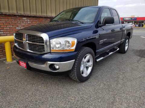 2006 Dodge Ram Pickup 1500 for sale at Harding Motor Company in Kennewick WA