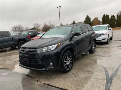 2018 Toyota Highlander for sale at Meyer Motors in Plymouth WI