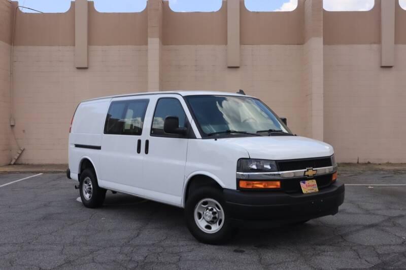 2018 Chevrolet Express Cargo for sale at El Compadre Trucks in Doraville GA