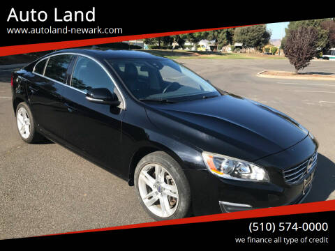 2014 Volvo S60 for sale at Auto Land in Newark CA