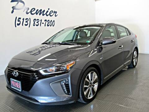 2017 Hyundai Ioniq Hybrid for sale at Premier Automotive Group in Milford OH
