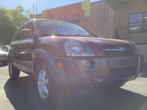 2005 Hyundai Tucson for sale at Active Auto Sales Inc in Philadelphia PA