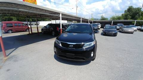 2015 Kia Sorento for sale at Lewis Used Cars in Elizabethton TN
