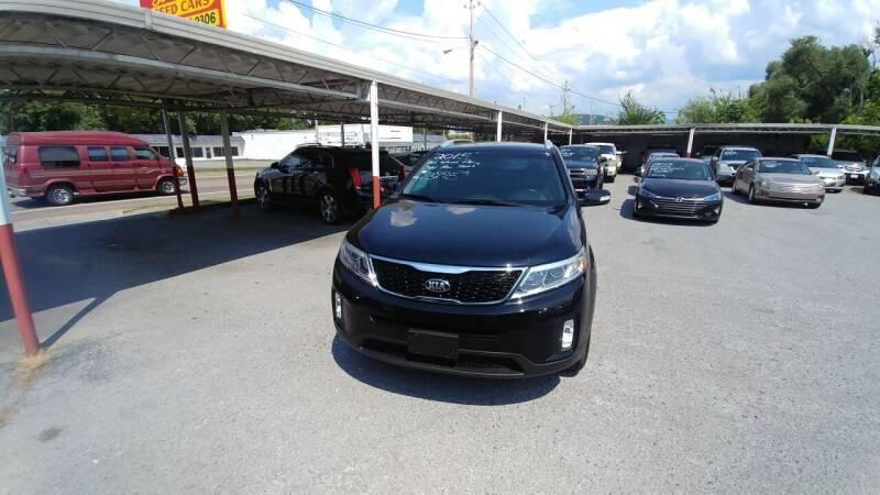 2015 Kia Sorento for sale at Lewis Used Cars in Elizabethton TN