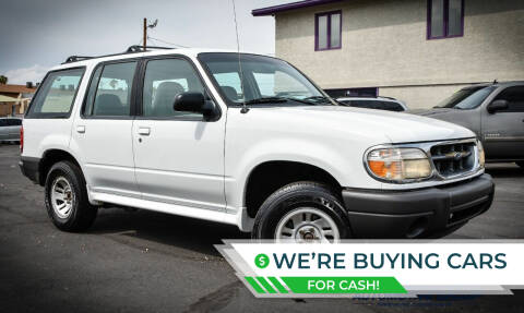 2000 Ford Explorer for sale at Rahimi Automotive Group in Yuma AZ