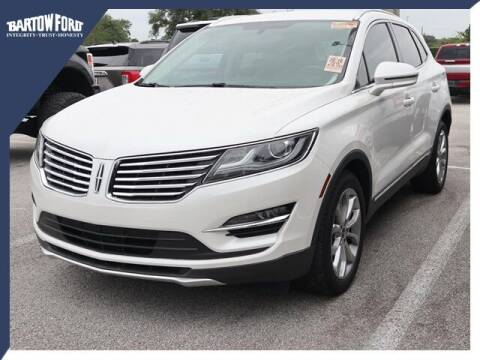 2018 Lincoln MKC for sale at BARTOW FORD CO. in Bartow FL