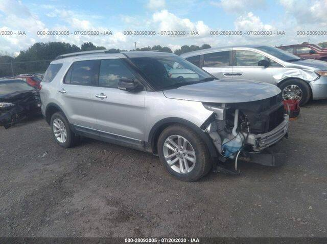 2015 Ford Explorer for sale at MIKE'S AUTO in Orange NJ