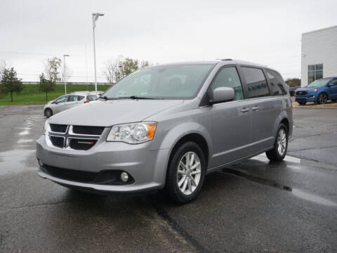 2019 Dodge Grand Caravan for sale at FOWLERVILLE FORD in Fowlerville MI