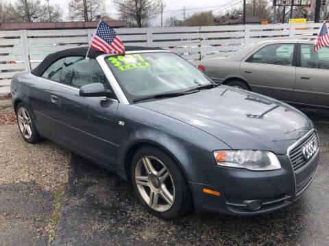 2008 Audi A4 for sale at Klein on Vine in Cincinnati OH