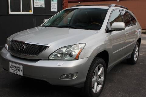 2004 Lexus RX 330 for sale at Grasso's Auto Sales in Providence RI