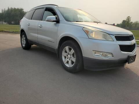 2009 Chevrolet Traverse for sale at Geareys Auto Sales of Sioux Falls, LLC in Sioux Falls SD