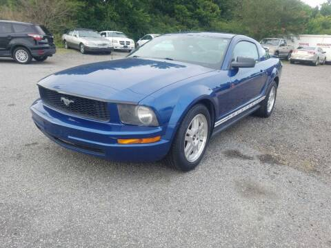 2007 Ford Mustang for sale at Complete Auto Credit in Moyock NC