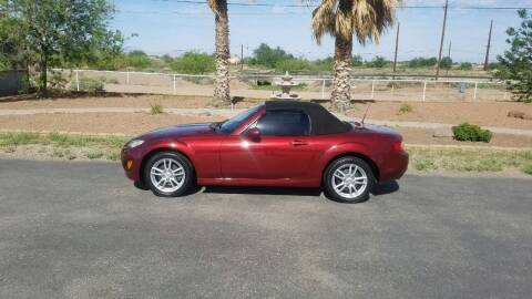 2010 Mazda MX-5 Miata for sale at Ryan Richardson Motor Company in Alamogordo NM