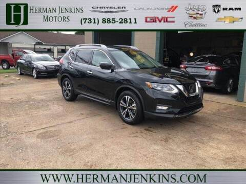 2017 Nissan Rogue for sale at Herman Jenkins Used Cars in Union City TN
