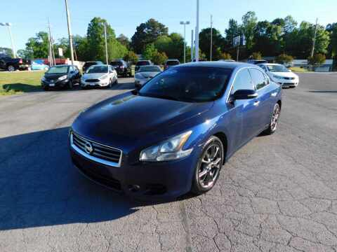 2014 Nissan Maxima for sale at Paniagua Auto Mall in Dalton GA
