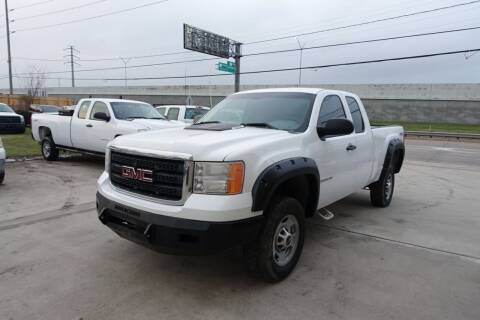 2013 GMC Sierra 2500HD for sale at Universal Credit in Houston TX