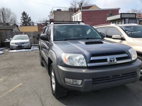 2003 Toyota 4Runner for sale at Chambers Auto Sales LLC in Trenton NJ
