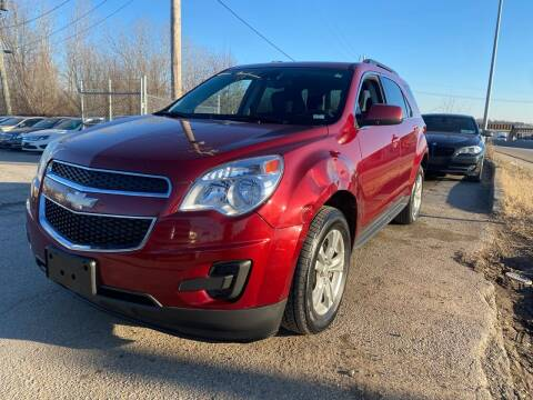 2012 Chevrolet Equinox for sale at Xtreme Auto Mart LLC in Kansas City MO