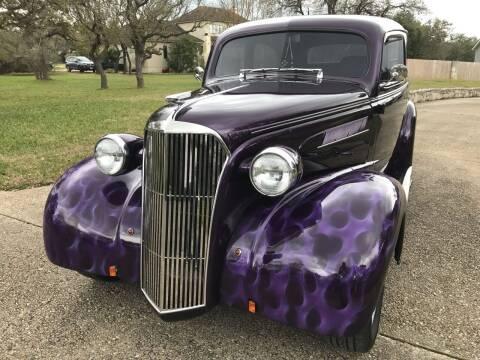 1937 Chevrolet 150 for sale at Mafia Motors in Boerne TX