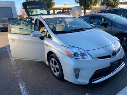 2014 Toyota Prius for sale at Cars4U in Escondido CA