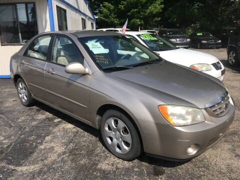 2006 Kia Spectra for sale at Klein on Vine in Cincinnati OH