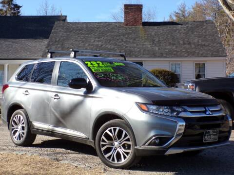2016 Mitsubishi Outlander for sale at The Auto Barn in Berwick ME